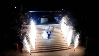 AMAZING# WEDDING @ OCEAN BLUE 2015#LEBANON