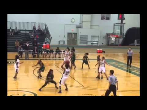 Daysha Adams, Hagerstown Community College Women's Basketball 2015-16 Highlight Video