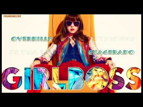 GIRLBOSS - A Giant Dog - I'll Come Crashing - Sub & Lyrics