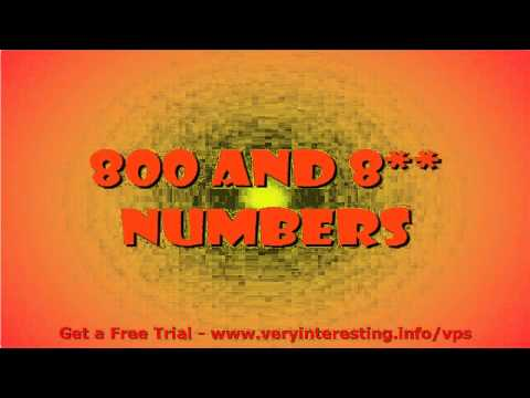1-800 Numbers for Business San Jose, San Francisco, Salinas, CA 1-800 Numbers for Business