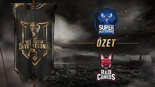 SuperMassive eSports ( SUP ) vs Red Canids ( RED ) Maç Özeti | MSI 2017 Ön Eleme 1. Gün