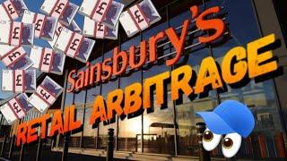 Amazon FBA UK, Retail Arbitrage UK At Sainsburys, Full Trolleys, Security Guards And Great Deals !