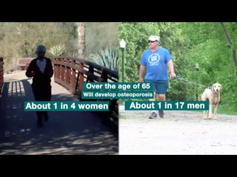 Mayo Clinic Minute: Exercise helps prevent bone fractures and falls