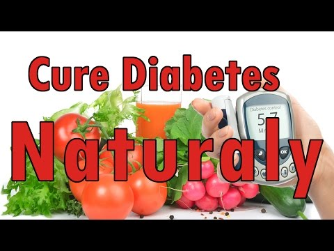 How Can You Cure Your Diabetes Naturally