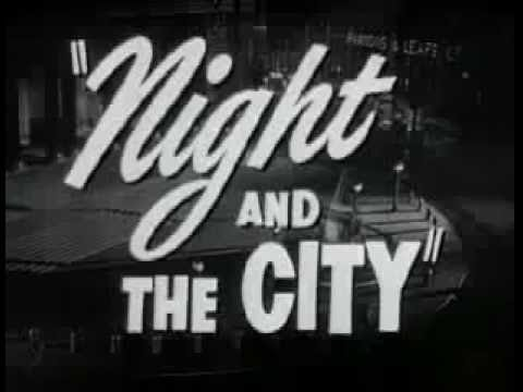 Night and the City (1950) Trailer