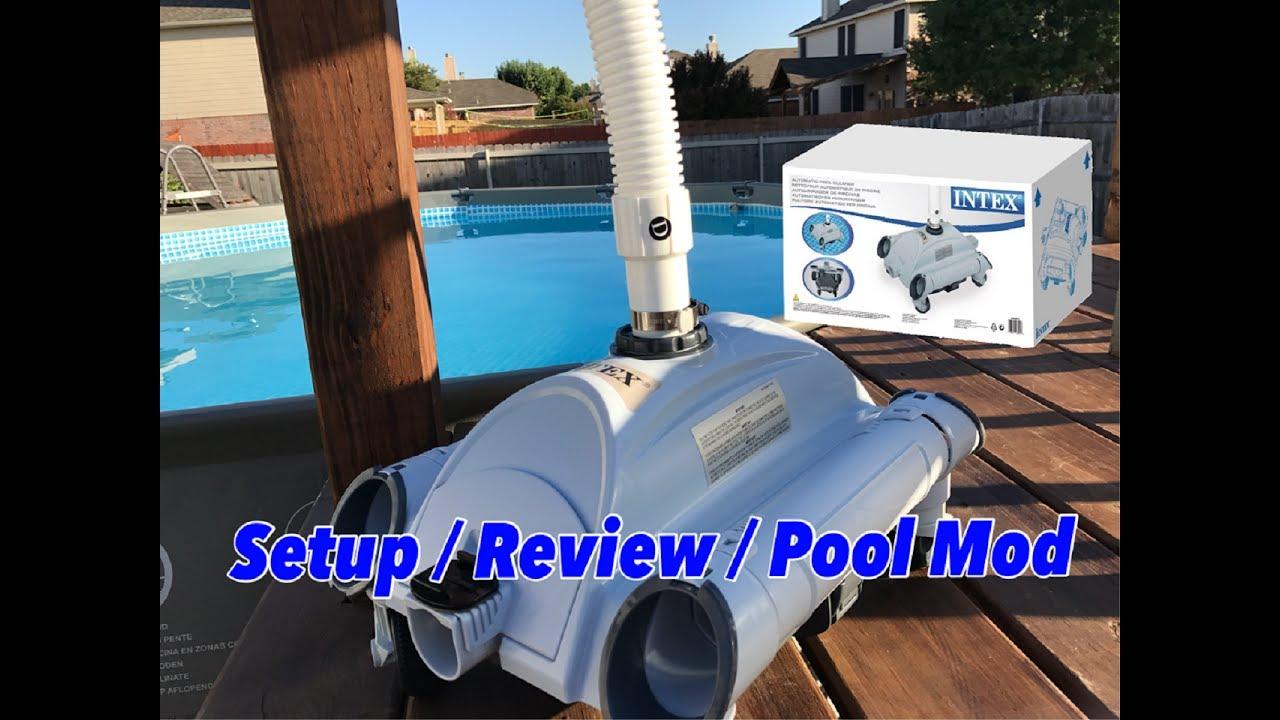 Intex automatic pool cleaner doovi - Intex swimming pool pumps south africa ...