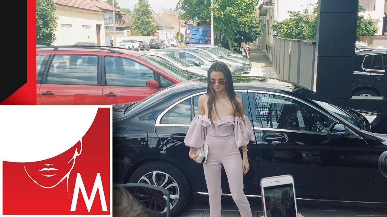 Milica Pavlovic - Media frenzy - (Darko Lazic rodjendan sina 24. jun 2020.)