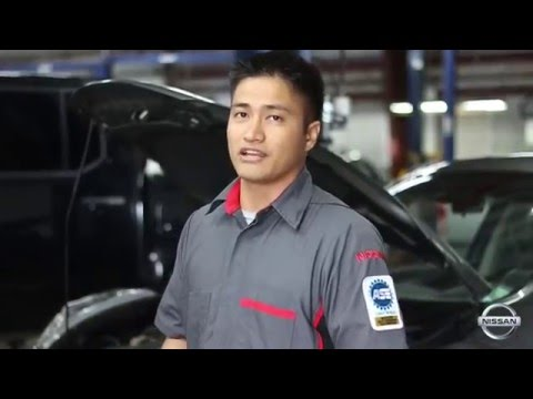 Nissan Service  - AC not cooling