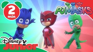 PJ Masks Super Pigiamini | Il Ballo dei Superpigiamini - Disney Junior Italia