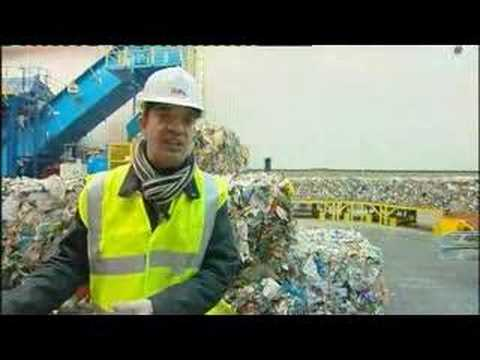Landfill and local government