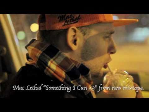 "Mac Lethal - ""Something I Can Heart"" (now on Itunes)"