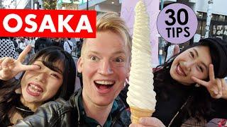 Gambar cover 30 Secrets & Things to do in Osaka, Japan
