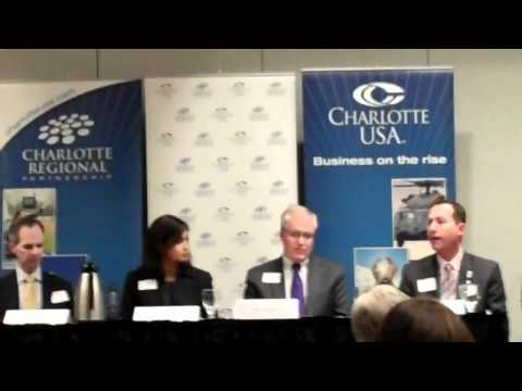Charlotte Regional Partnership Investor Forum: Focus on Health Care - Part 1