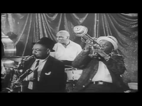 Coleman Hawkins & Roy Eldridge - After Hours - LIVE!