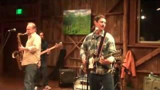 Eric Lindell - Here Come the Blues Again (Garth Newel 2010.02.13)