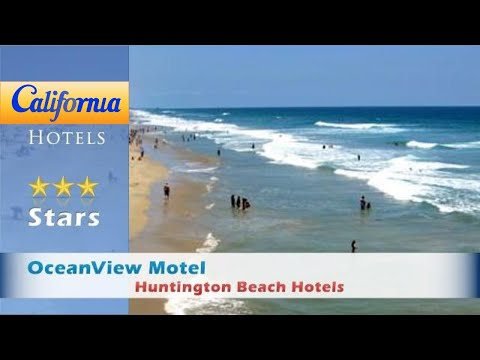 OceanView Motel, Huntington Beach Hotels - California