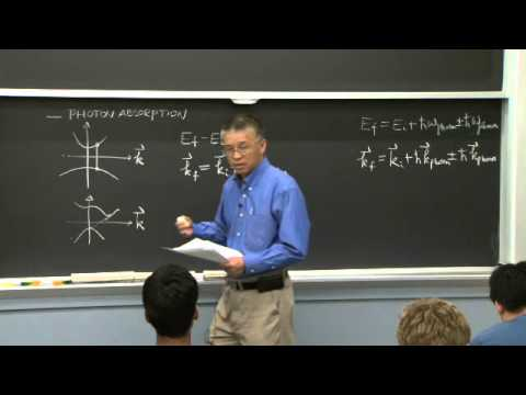16. Fermi Golden Rule and Relaxation Time Approximation