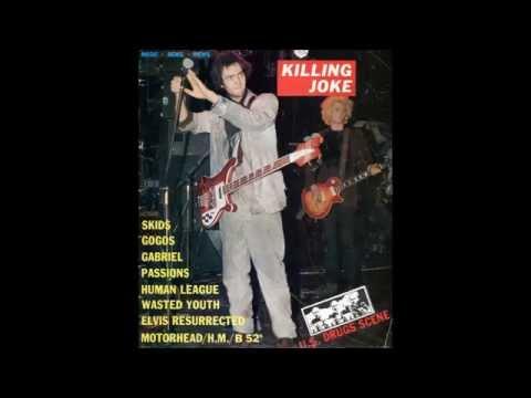 Killing Joke - Tension (BBC Session 1981)