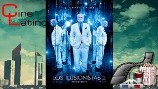 Los ilusionistas 2 pelicula completa en español latino descargar