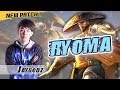 ROV : ลองเล่น Ryoma Patch ใหม่ | แนะนำไอเทม + รูน