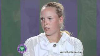 Caroline Wozniacki- I don
