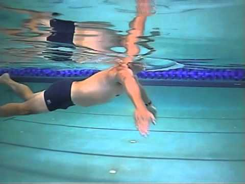 Mpi Triathlon Swim Drills Sculling Drill Youtube