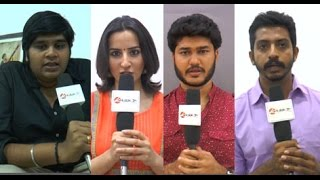 Aviyal Movie Team Interview