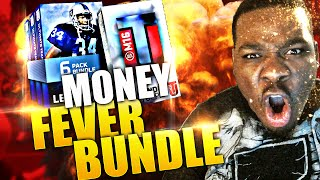 Madden NFL 16 Ultimate Team - Money Fever GREAT COLLECTIBLE PULL  Legend Bundle - MUT 16