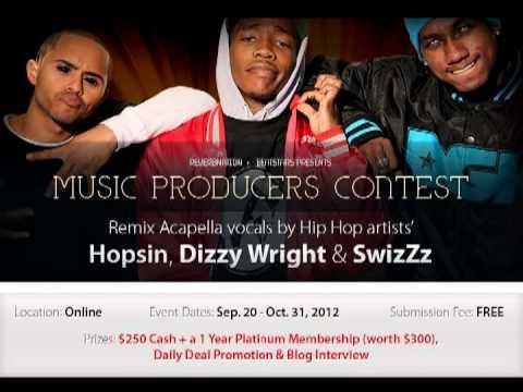 BeatStarts/ReverbNation Beat Contest Dizzy Wright Independent Living Remix By OniBeats