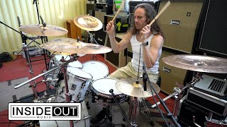 PAIN OF SALVATION – ACCELERATOR (Drum Playthrough by Léo Margarit)