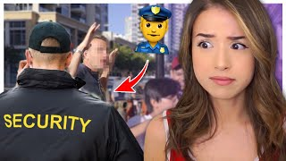 SECURITY REMOVED HIM FROM MY MEET & GREET - Pokimane TwitchCon Vlog 2/2!