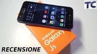 Samsung Galaxy J5 la recensione completa