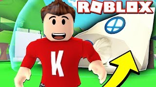 MY MUM BUYS COTTAGE! Roblox danois: Adopt Me