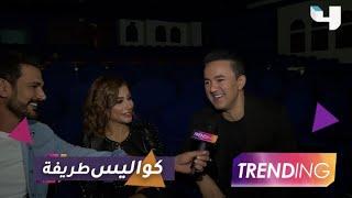 كواليس تسجيل أوبريت صناع الأمل.. ومفاجأة سامر المصري لـ Red One
