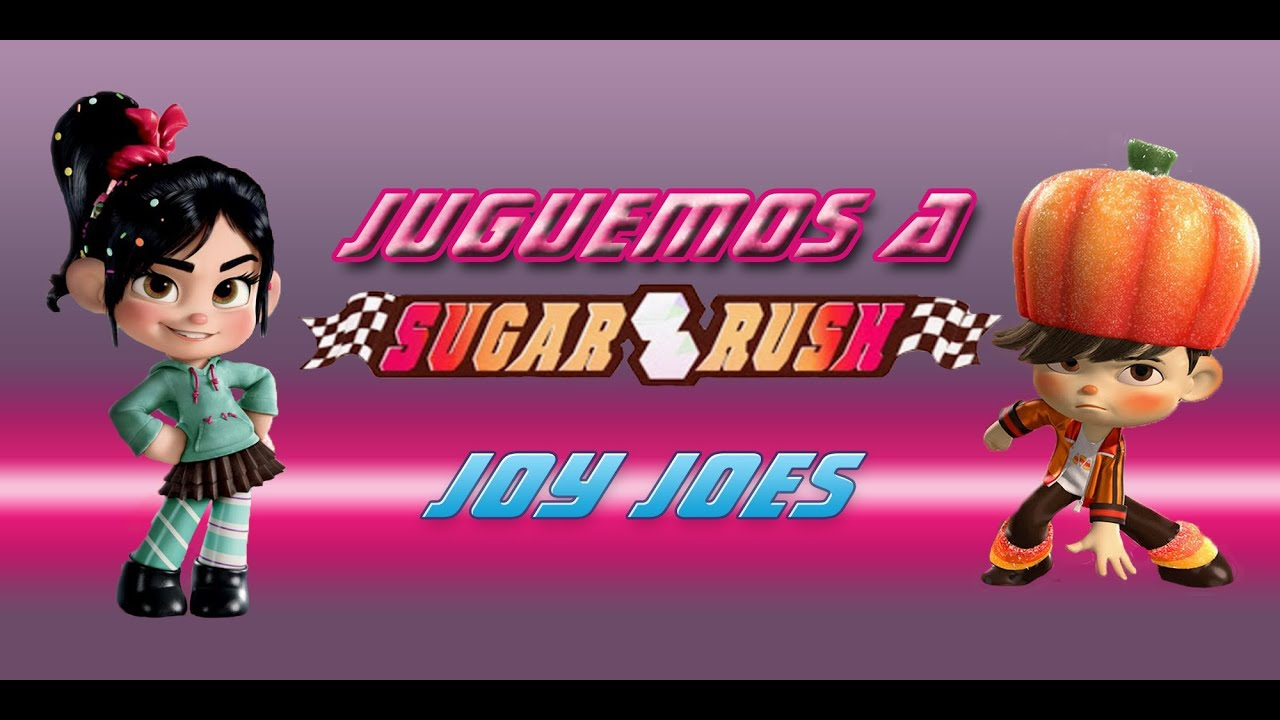 Juego De Sugar Rush