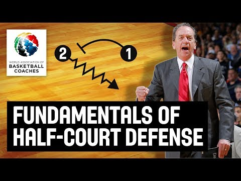Fundamentals of Half-Court Defense - Jim Boylan - Basketball Fundamentals
