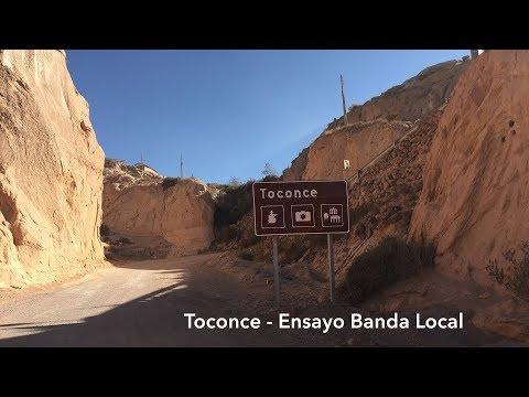 Toconce: Ensayo Banda Musical Local