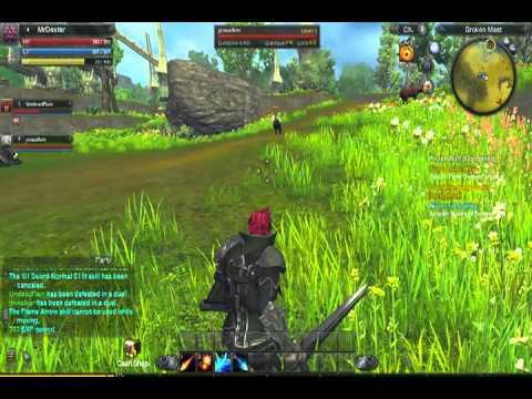 Apresentação RaiderZ Gameplay BR