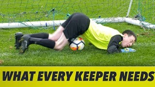 Download WHAT EVERY GOALKEEPER NEEDS Mp3 and Videos