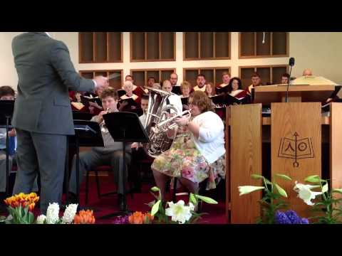 Easter Acclamation - words - Fred Pratt Green