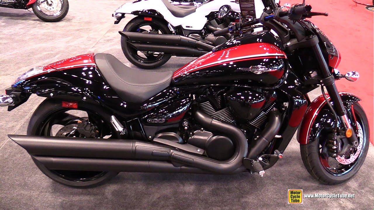 2015 suzuki bouleverd m109 r walkaround 2014 new york motorcycle