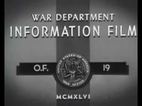 Death Mills 1945 US War Department Film