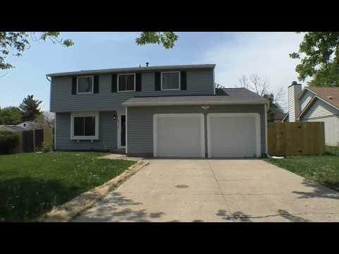 Indianapolis 4BR/2.5BA House Rentals: 6516 Zionsville Rd, Indianapolis, IN   46268