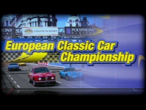Gran Turismo 5 Walkthrough - Europeos Clásicos
