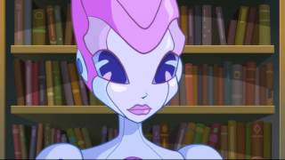 "Winx Club season 5 Beyond Believix Episode 4 ""The Sirenix Book"" HQ"