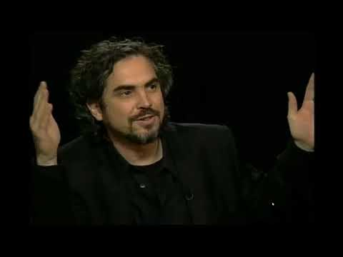 Charlie Rose Alfonso Cuaron Interview (2004)