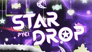 [Geometry dash 2.11] - 'Stardrop' by Pyei (All Coins)