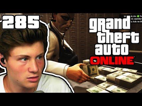 BANKÜBERFALL LÄUFT SCHIEF | GTA ONLINE #285 | Let's Play GTA Online mit Dner