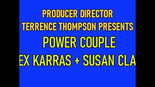 THE POWER COUPLE: ALEX KARRAS & SUSAN CLARK  {A HOW TO}
