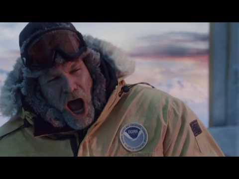 The Day After Tormorrow - Polar Ice Break (HD 1080p)